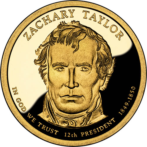 a biography of zachary taylor the twelfth president of the united states A biography of old rough and ready, hero of the mexican war, who became  the twelfth president of the united states opening with an interest-grabbing.