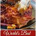 World's Best Brown Sugar Glazed Ham
