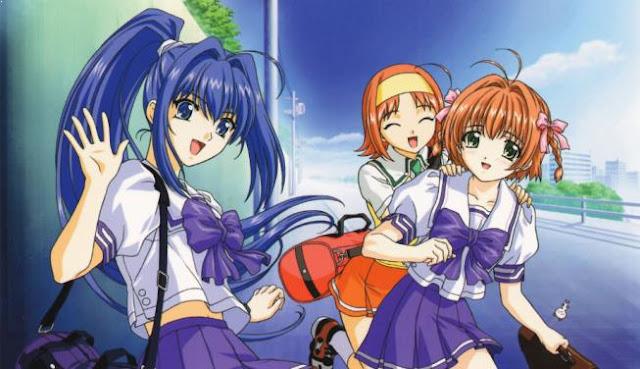 Kimi ga Nozomu Eien - Anime Romance Sad Ending Terbaik