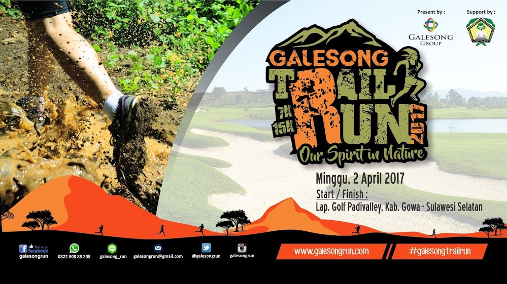 Galesong Trail Run • 2017