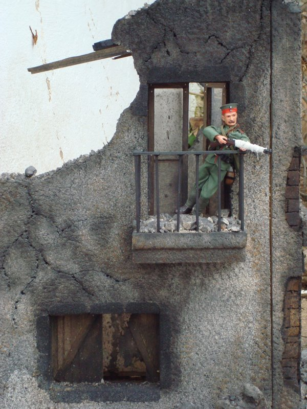 Madelman diorama Kaiserlacht