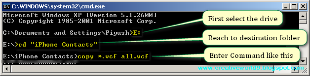 how to combine all  vcf files to single  vcf file manually
