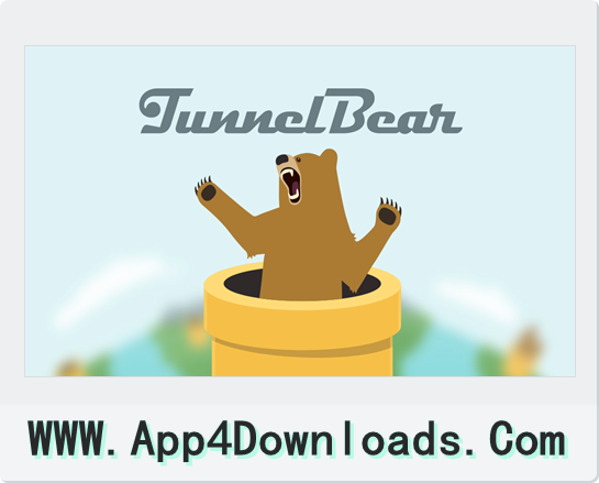TunnelBear 3.0.29 Download For Windows