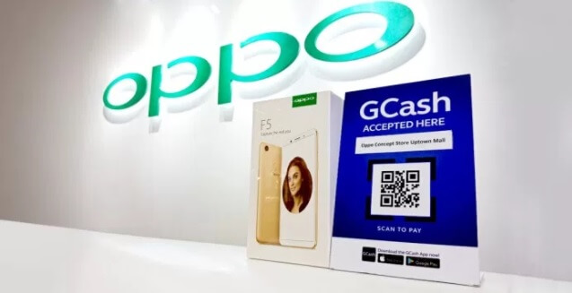 You Can Now Buy OPPO Smartphones through GCash