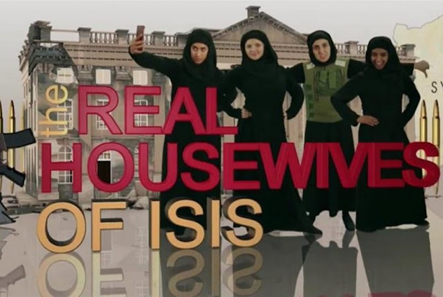 "Parodi ""The Real Housewives of ISIS"""