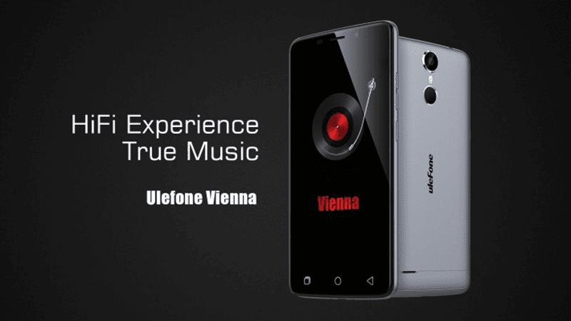UleFone Vienna Specs Revealed!