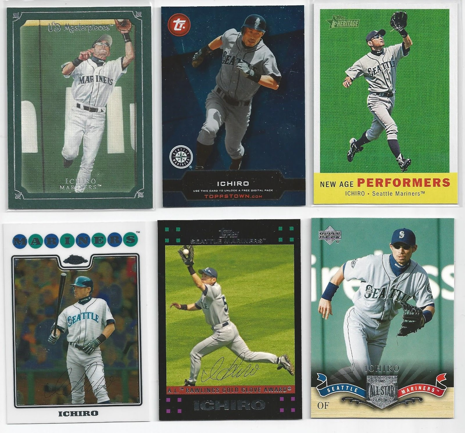 Shoebox Legends Buy My Baseball Cards Ichiro Cards Added