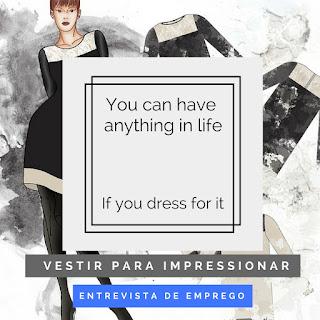 Vestir para impressionar #1 | Entrevista de emprego