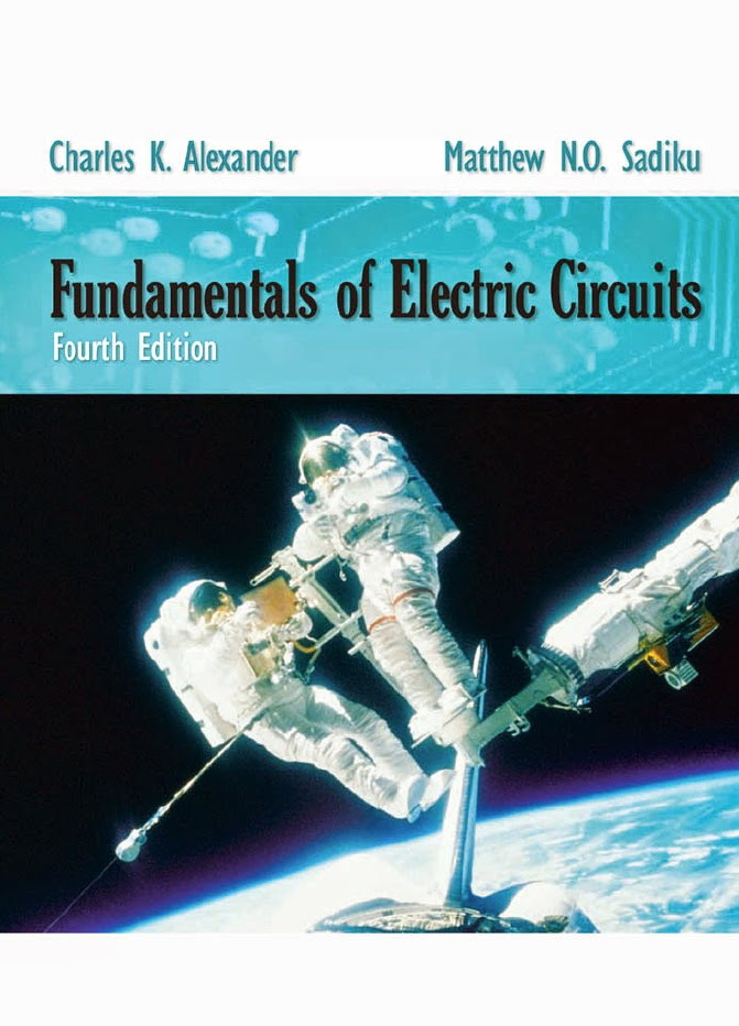 Fundamentals of electric circuits 4th edition solution