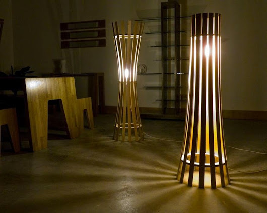 Cool and Great Floors Lamps for Interior Decoration