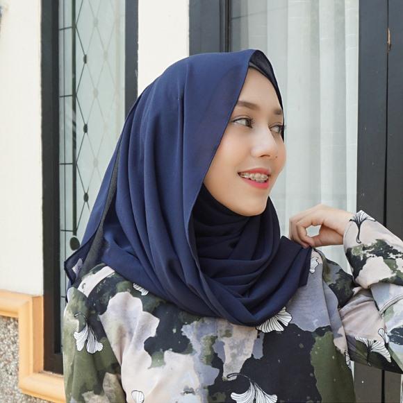 Jilbab Pashmina Ceruty Modis Trendy Terbaru