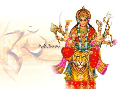 Hindu Goddess mata durga wallpaper