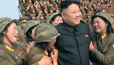 Gila! 4 Diktator ini Punya Pasukan Wanita Khusus Pemuas Birahi