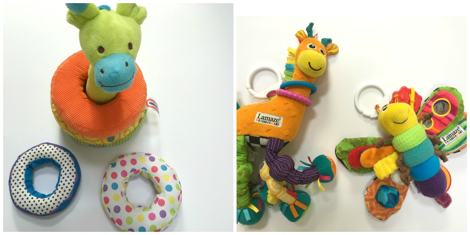 Our Favourite Baby Toys 0-6 months | Oh Little One Sweet