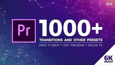 Download Preset Transisi Adobe Premier Pro Gratis