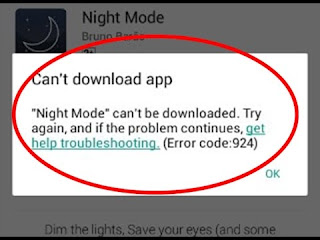 How to Fix Common Google Play Store Error Codes in Android