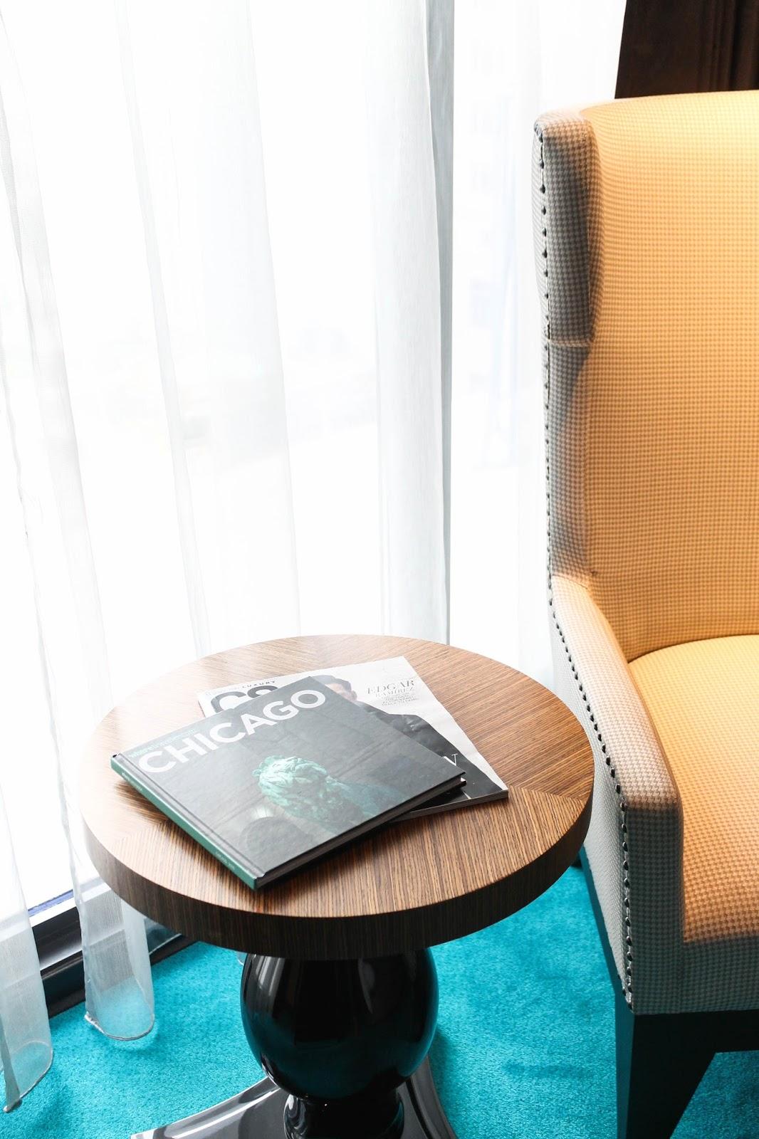 radisson blu aqua hotel chicago review