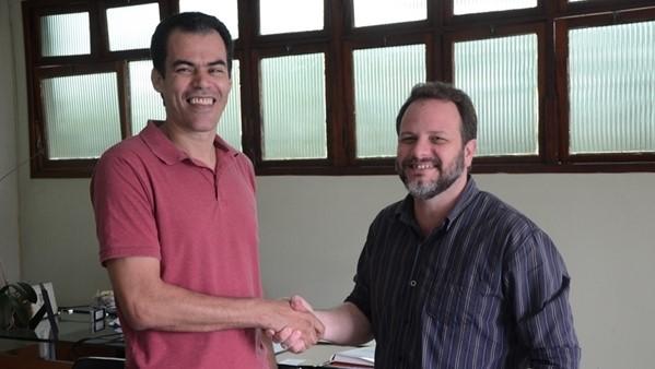 Secretário de Educação de São Pedro da Aldeia se reúne com diretor do IFF