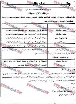 اعلان وظائف شركة قها - جريدة الجمهورية - 31-5-2016