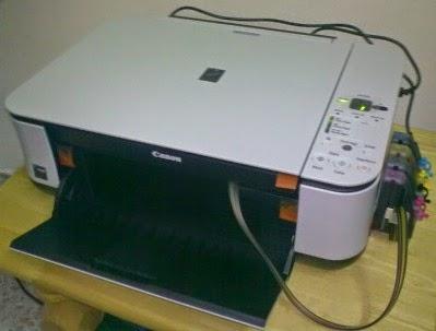 Cara Reset Printer Canon Pixma Mp258