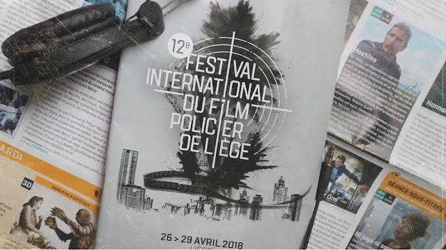 Festival International du Film Policier de Liège - 2018
