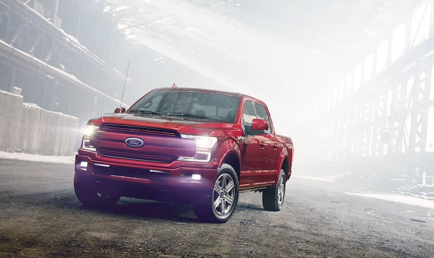 2018 Ford F150 Diesel Release Date