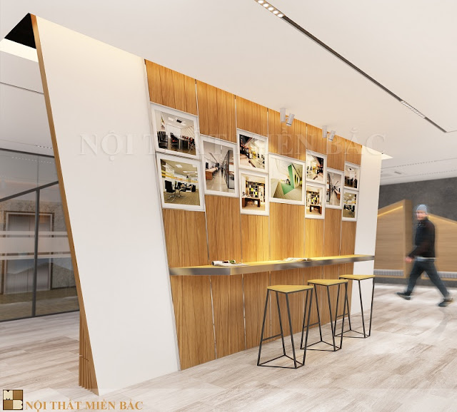 Thiết kế nội thất văn phòng mở có tác động tích cực tới hiệu suất làm việc cũng như tinh thần của các cá nhân.