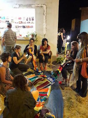proyecto de arte colectivo-arte contemporaneo-arte textil