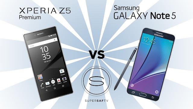 Kelemahan Telefon Pintar Sony Berbanding Samsung