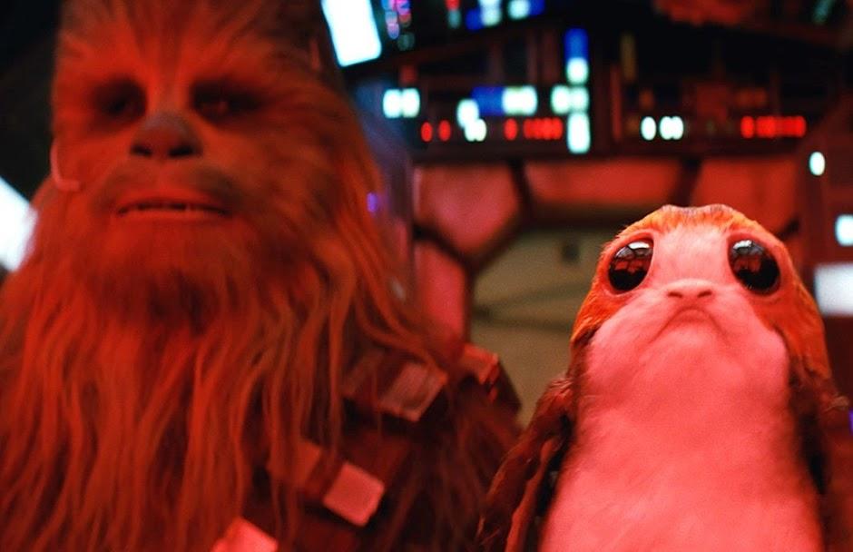 """Revelada novas imagens de """"Star Wars: Os Últimos Jedi"""""""