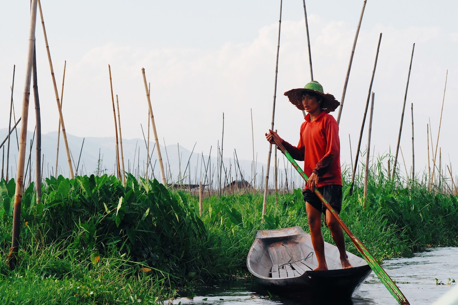 What to do in Inle Lake, Floating gardens