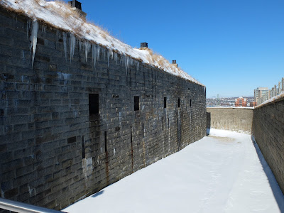 Halifax Citadel, February 2016 | Two Hectobooks