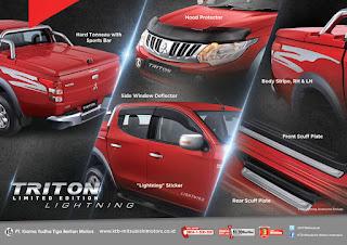 Strada Triton Limited Edition