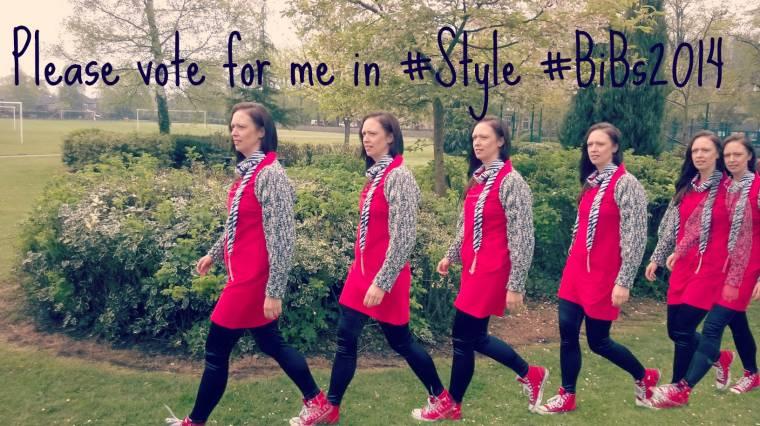 Please vote for me #style #BIB2014
