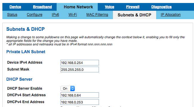 vBranden: Configuring Netgear Orbi with at&t GigaPower modem