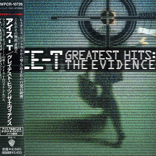 Ice-T – Greatest Hits: The Evidence (Japan Edition) (2000) [CD] [FLAC]