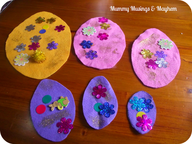 Toddler Fine Motor Easter