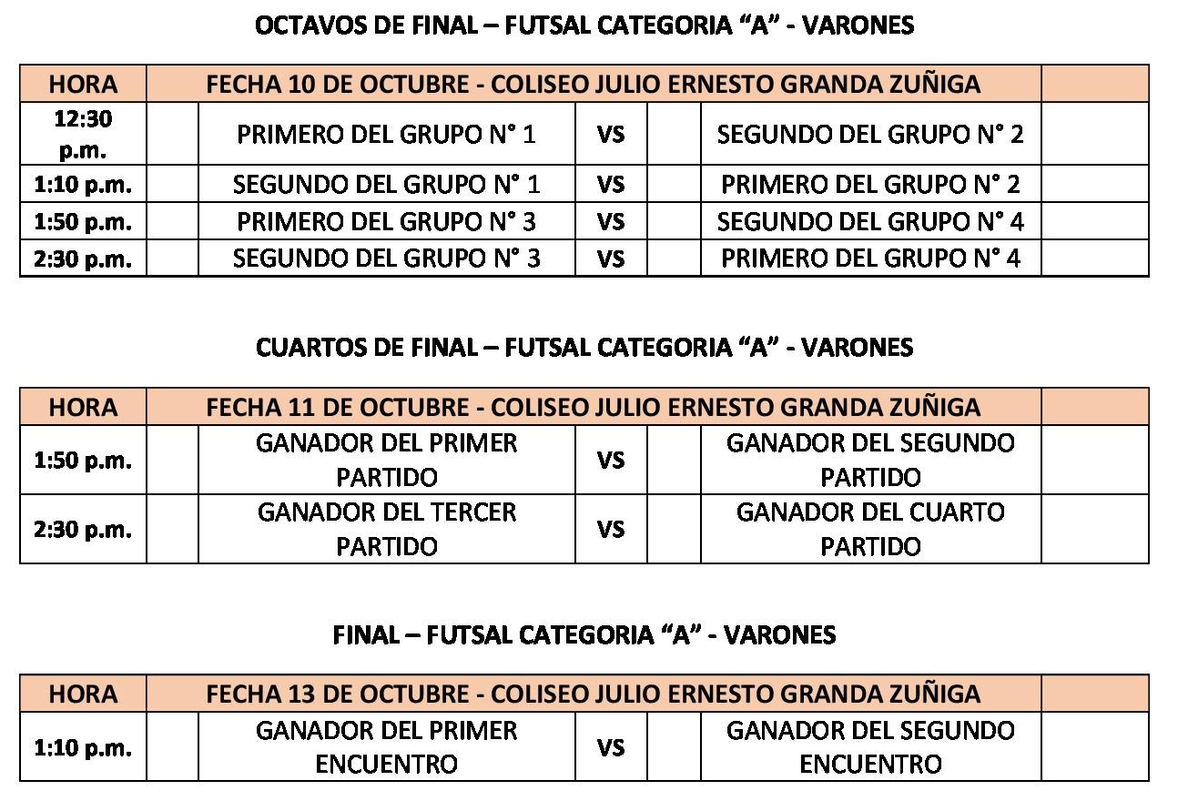 Perueduca juegos deportivos escolares 2013 bases of dating 8