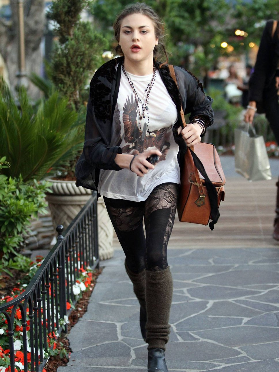 Lemagass Celebrity Style Februara 2011 Frances Bean Cobain