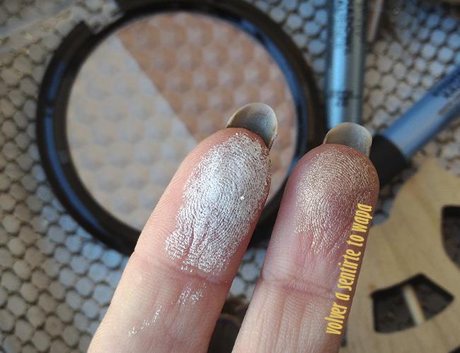 Iluminador 'Metallic Duo Strobing Palette' de Deborah Milano