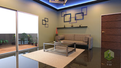 Modern Living Room Set 1