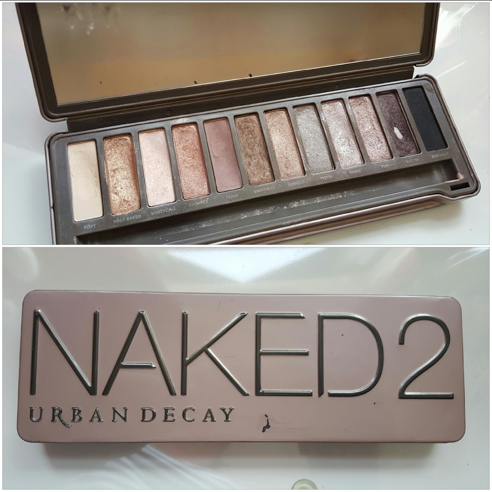 Urban Decay Naked Honey Eyeshadow Palette Review Swatches Musings Of A Muse