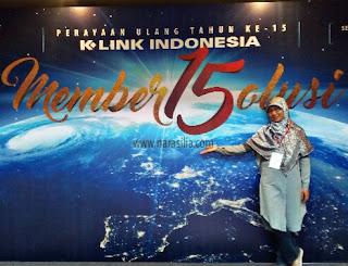 K-Link 15 Tahun Memberi Solusi Keluarga Indonesia