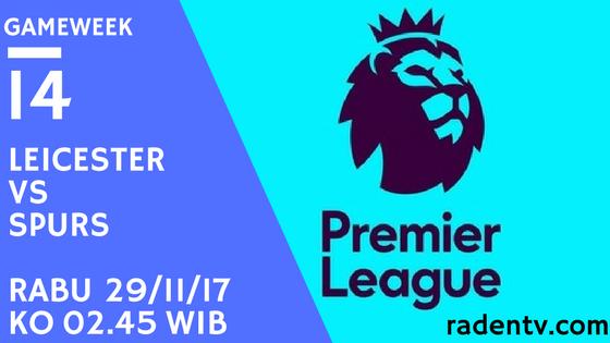 Leicester vs Spurs