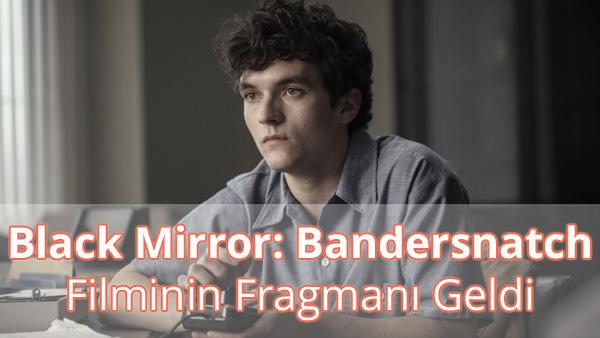 Black Mirror: Bandersnatch Fragman İzle