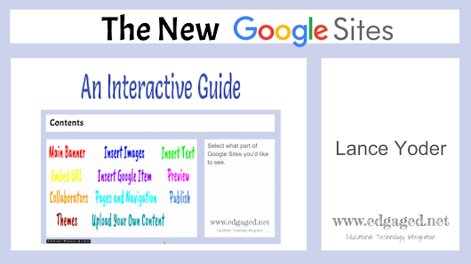 Google Sites Updates