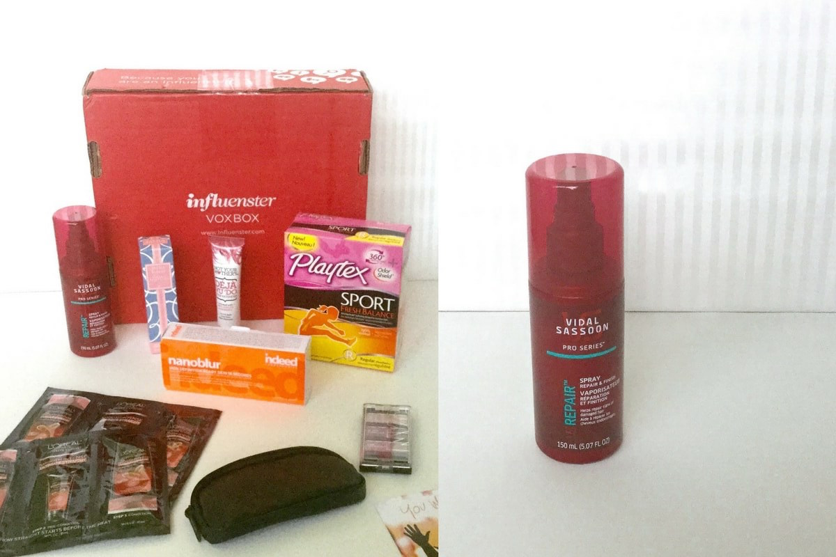 See what seven items I received in an Influenster Gift Box.   arelaxedgal.com