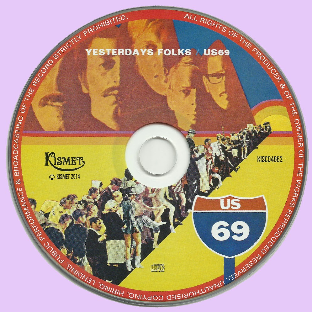 Rockasteria: US 69 - Yesterdays Folks (1969 us, awesome