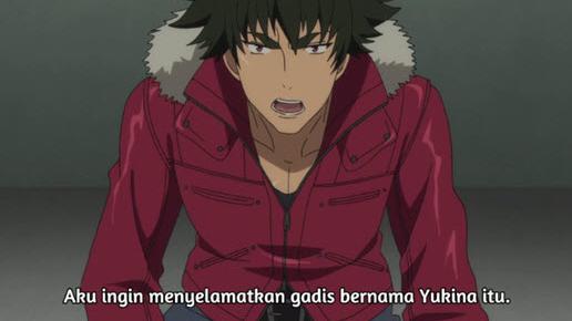 Download Anime Kuromukuro Episode 19 [Subtitle Indonesia]