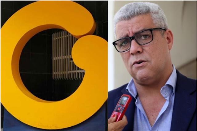 DIputado Marquina si quiere ir a Globovisión pero para hablar sobre los corruptos relacionados a Gorrín
